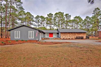 Fayetteville Single Family Home For Sale: 6830 S Staff Road