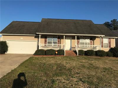 Fayetteville Single Family Home For Sale: 2343 Chasewater Road