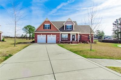 Raeford Single Family Home For Sale: 385 Stansbury Drive