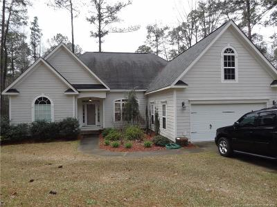 Fayetteville Single Family Home For Sale: 7940 Ancon Drive