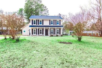 Fayetteville Single Family Home For Sale: 2602 Dumfries Drive