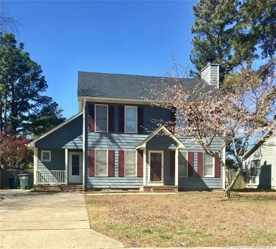 Fayetteville Single Family Home For Sale: 3428 Hastings Drive