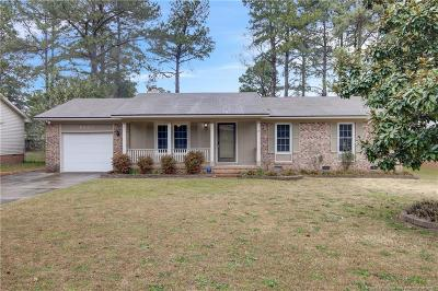 Fayetteville Single Family Home For Sale: 6931 Bostick Drive