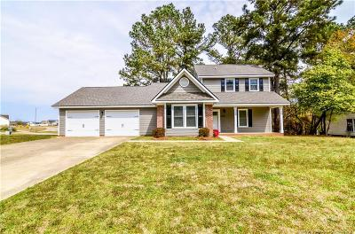 Fayetteville Single Family Home For Sale: 505 Old Farm Road