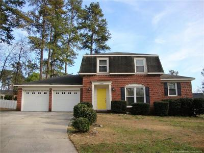 Fayetteville Single Family Home For Sale: 2298 Dockwood Court