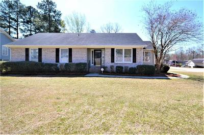 Fayetteville Single Family Home For Sale: 7673 Southbend Drive