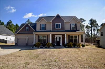 Harnett County Single Family Home For Sale: 151 Baystone Drive