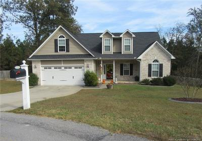 Raeford Single Family Home For Sale: 172 Briar Haven Court