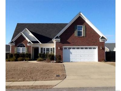 Fayetteville Rental For Rent: 8314 Judy Drive
