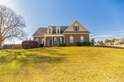 Raeford Single Family Home For Sale: 119 Blacksmith Lane