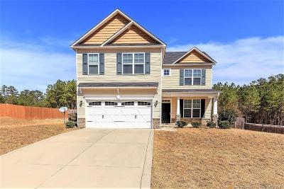 Raeford Single Family Home For Sale: 4964 Aberdeen Road