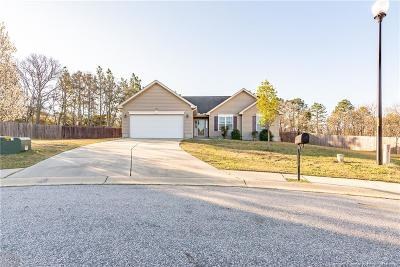 Fayetteville NC Single Family Home For Sale: $164,900