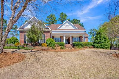 Fayetteville NC Single Family Home For Sale: $269,900