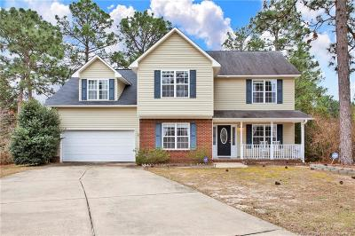 Harnett County Single Family Home For Sale: 2 Dunes Circle
