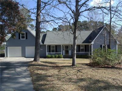 Cumberland County Single Family Home For Sale: 5994 Lakeport Circle