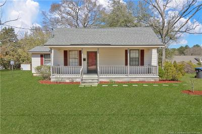 Raeford Single Family Home For Sale: 414 6th Avenue