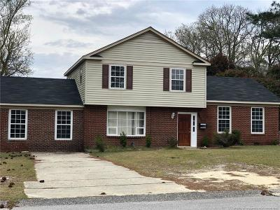 Fayetteville Single Family Home For Sale: 5430 Sandstone Drive