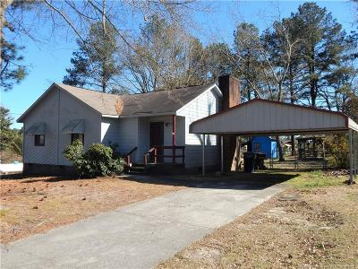 Sanford Single Family Home For Sale: 807 W Williams Street