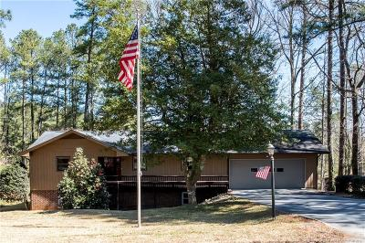 Sanford Single Family Home For Sale: 185 Tree Cutters