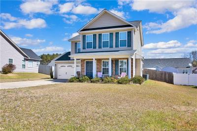 Cumberland County Single Family Home For Sale: 1211 S Snipe Court