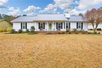 Hope Mills Single Family Home For Sale: 5341 S Forty Drive