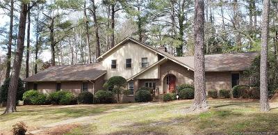 Fayetteville Single Family Home For Sale: 104 Lockwood Court