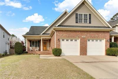 Fayetteville Single Family Home For Sale: 2424 Amigo Drive