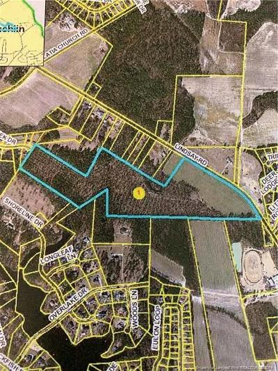Hoke County Residential Lots & Land For Sale: Lindsay Road