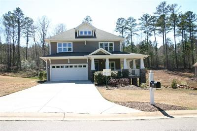 Sanford Single Family Home For Sale: 201 Streamside Drive