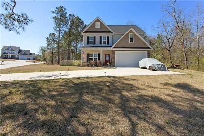 Harnett County Multi Family Home For Sale: 382 Bison Lane