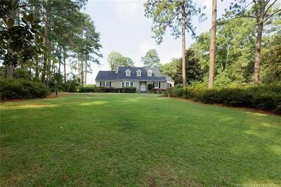 Sanford Single Family Home For Sale: 421 Carbonton Road