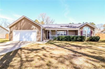 Raeford Single Family Home For Sale: 355 Posey Farm Road
