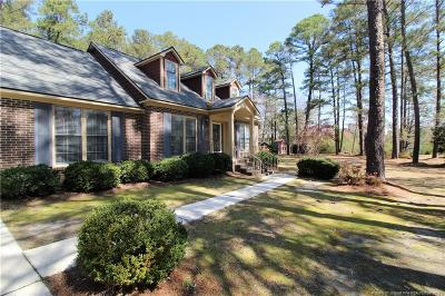 Fayetteville Single Family Home For Sale: 2206 Colgate Drive