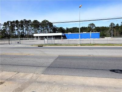 Sampson County Commercial For Sale: 540 Autry Highway