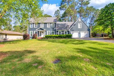 Fayetteville Single Family Home For Sale: 6868 Uppingham Road