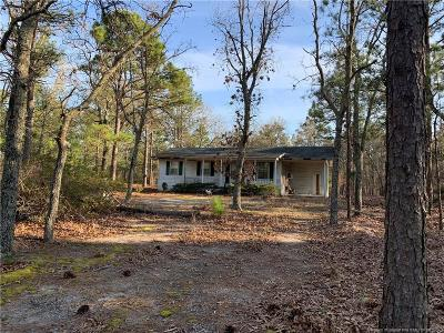 Raeford Single Family Home For Sale: 1231 Loop Road