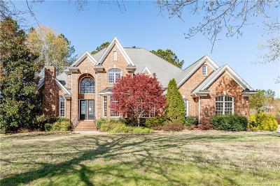 Johnston County Single Family Home For Sale: 39 Barringer Drive
