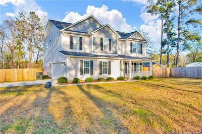 Raeford Single Family Home For Sale: 245 Posey Farm Road