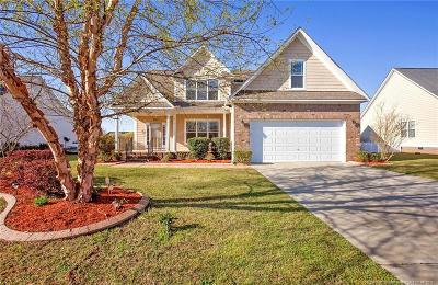Hope Mills Single Family Home For Sale: 724 Camwheel Drive