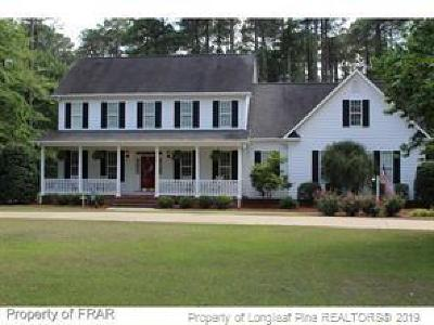 Eastover Single Family Home For Sale: 3814 Murphy Road