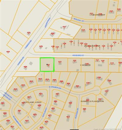 Fayetteville NC Residential Lots & Land For Sale: $23,000
