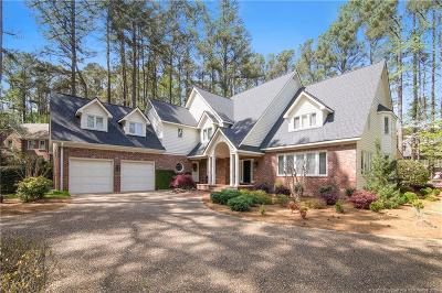 Fayetteville Single Family Home For Sale: 182 Ellerslie Drive