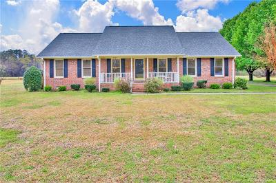 Fayetteville Single Family Home For Sale: 3007 Culbreth Road
