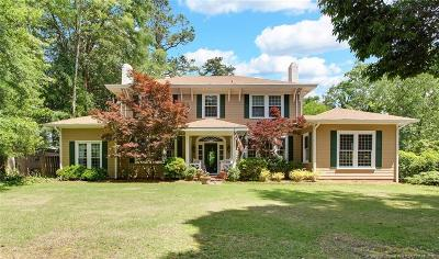 Fayetteville Single Family Home For Sale: 1704 Raeford Road