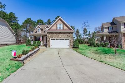 Single Family Home For Sale: 43 Skipping Pines Court