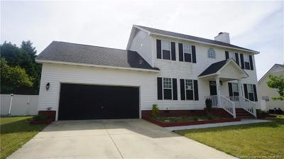 Raeford Single Family Home For Sale: 132 Arbor Drive