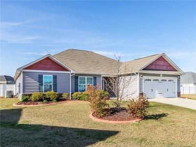 Raeford Single Family Home For Sale: 134 Whirlwind Court