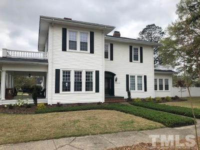 Harnett County Single Family Home For Sale: 201 W Pope Street