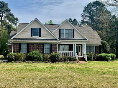 Sampson County Single Family Home For Sale: 1093 Old Wrench School Road