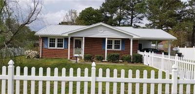 Hope Mills Single Family Home For Sale: 5584 Heather Street